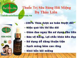 Bán buôn tinh dầu dạ thảo liên - dathaolien.com